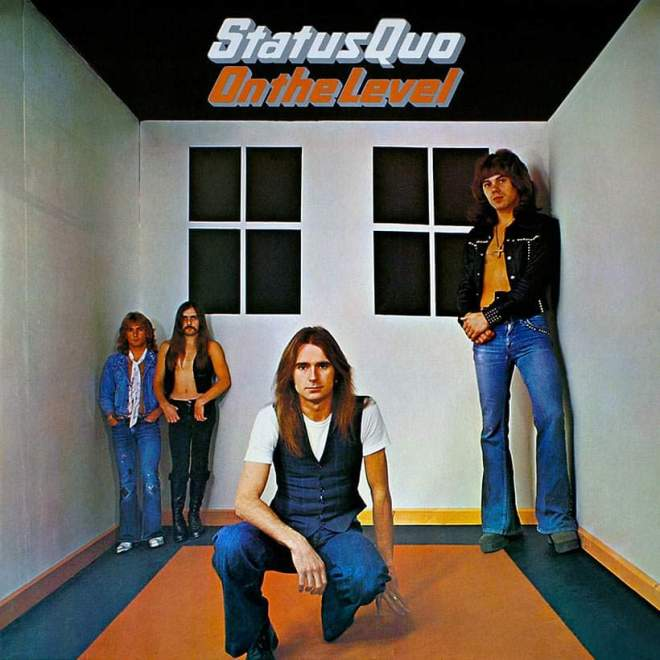 "Status Quo – ""On The Level"" 45 år."
