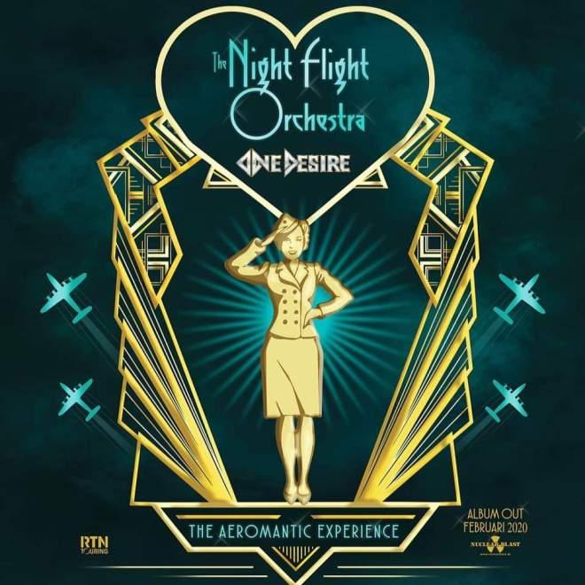 "The Night Flight Orchestra – ""Aeromantic"" Part 1-5."