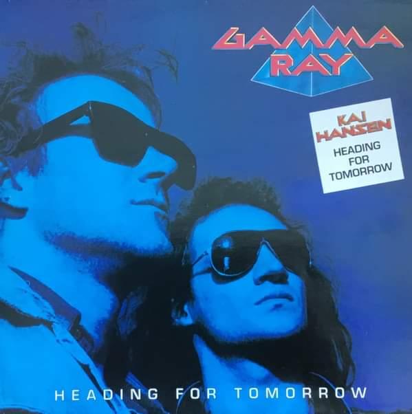 """Gamma Ray – """"Heading For Tomorrow"""" 30 år."""
