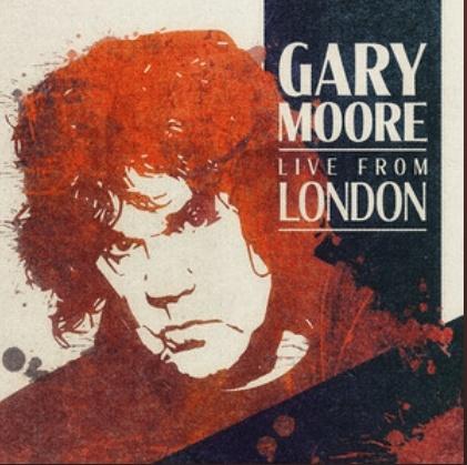 "Gary Moore har släppt sitt nya album ""Live From London""."
