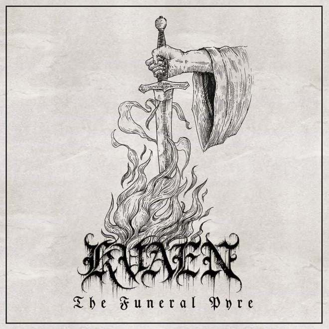 Kvaen- The Funeral Pyre