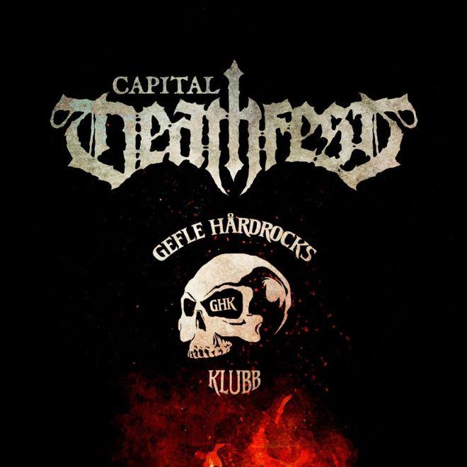 The Capital Deathfest slår sig ihop med Gefle Hårdrockklubb!