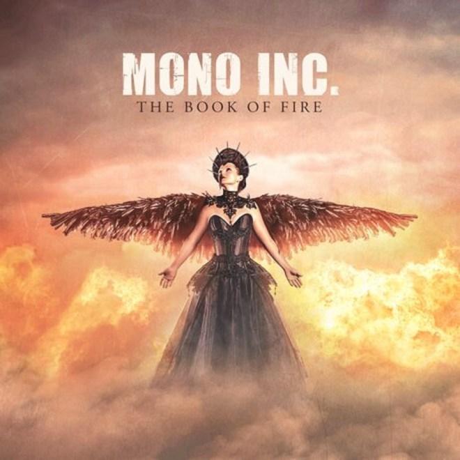 Skivrecension: Mono Inc. – The Book Of Fire.
