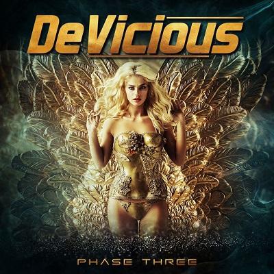 """Ny Skivrecension: DeVicious – """"Phase Three""""."""