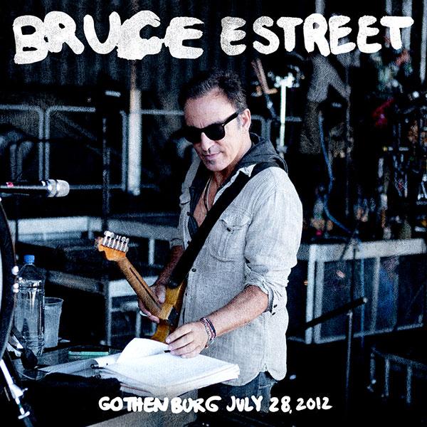 "Breaking News! Bruce Springsteen ""Live @Ullevi Göteborg 120728"" ute nu!"