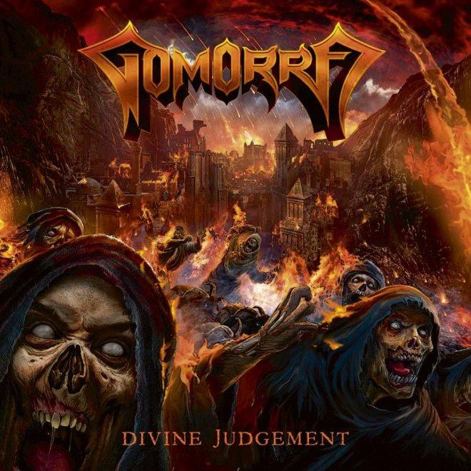 GOMORRA – Divine Judgement