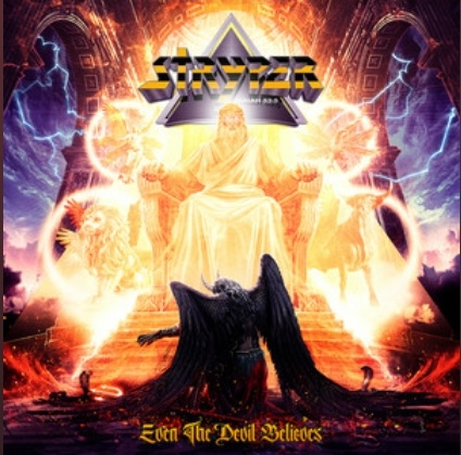 "Stryper is set to return on September 4, 2020 with their new album, ""Even The Devil Believes"". All information here and first single here!"