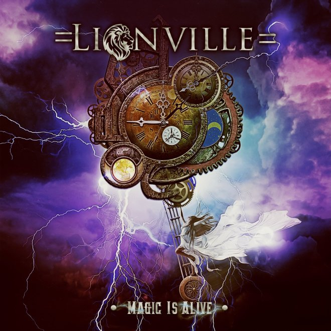 Skivrecension: Lionville – Magic Is Alive