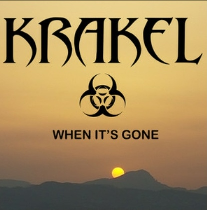"Ny Singel: Krakel – ""When It's Gone""."