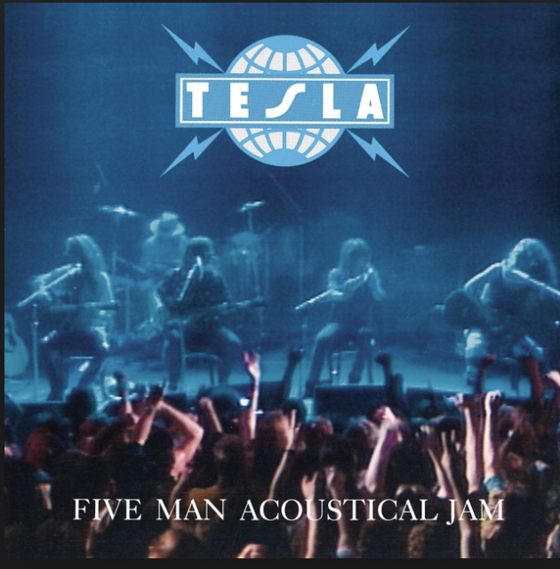 Tesla – Five Man Acoustical Jam