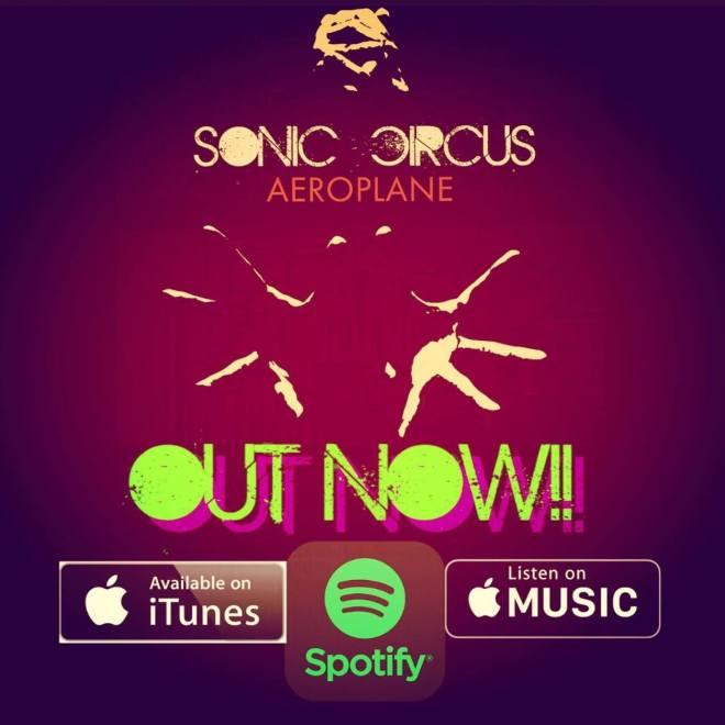 Intervju med Jimmy VanZeno från Sonic Circus – AU