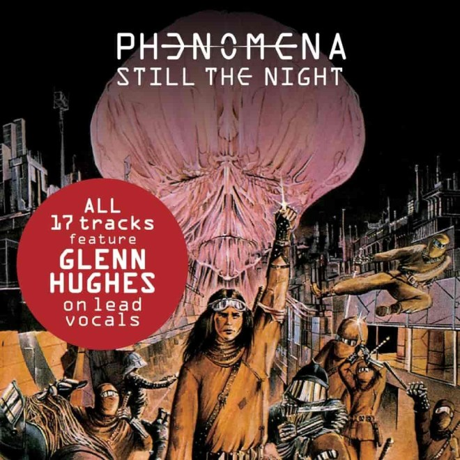 New Compilation Album – Phenomena: Still The Night