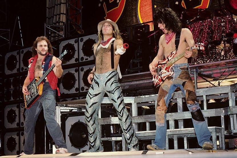 Van Halen – In Loving Memory