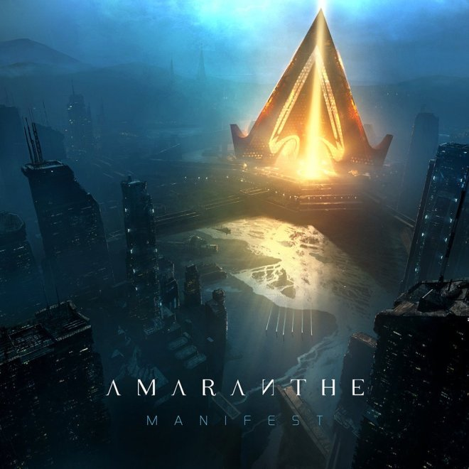 Recension – Amaranthe – Manifest