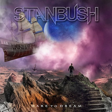 Ny skivrecension: Stan Bush – Dare to dream