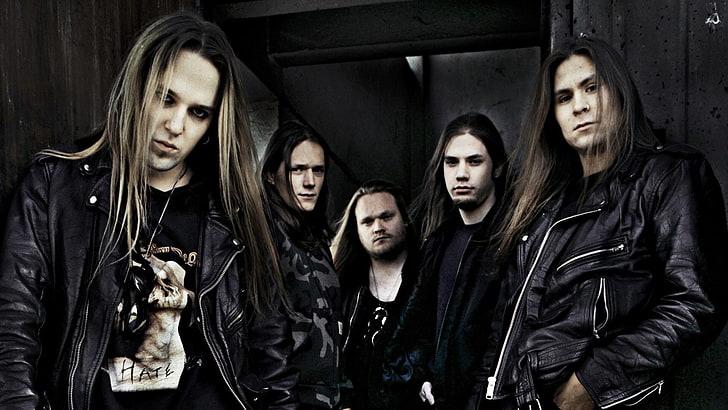 Children Of Bodom, bandet som öppnade dörren till ett nytt musikaliskt landskap.
