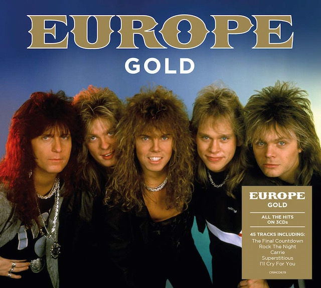 Europe Gold –  ny CD box 8 januari!
