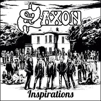 "Saxon to release ""Speed King"" as their second single from their ""Inspirations"" cover album."