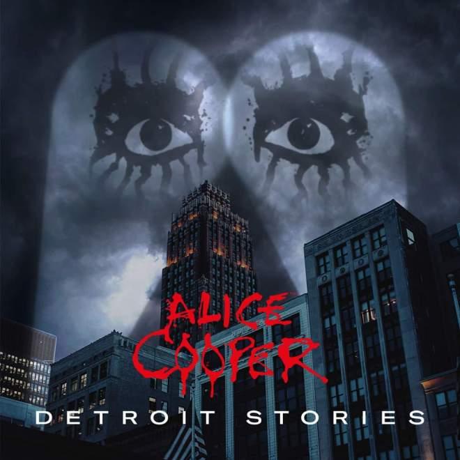 """Ny Skivrecension: Alice Cooper – """"Detroit Stories""""."""