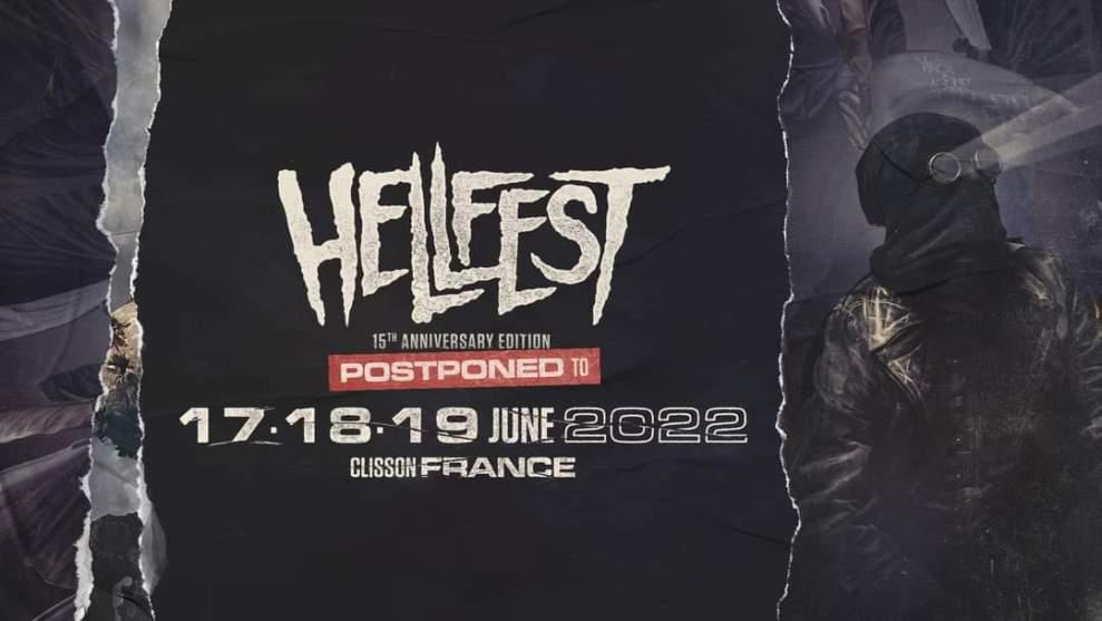 Breaking News: Hellfest Festival 2021 is postponed!