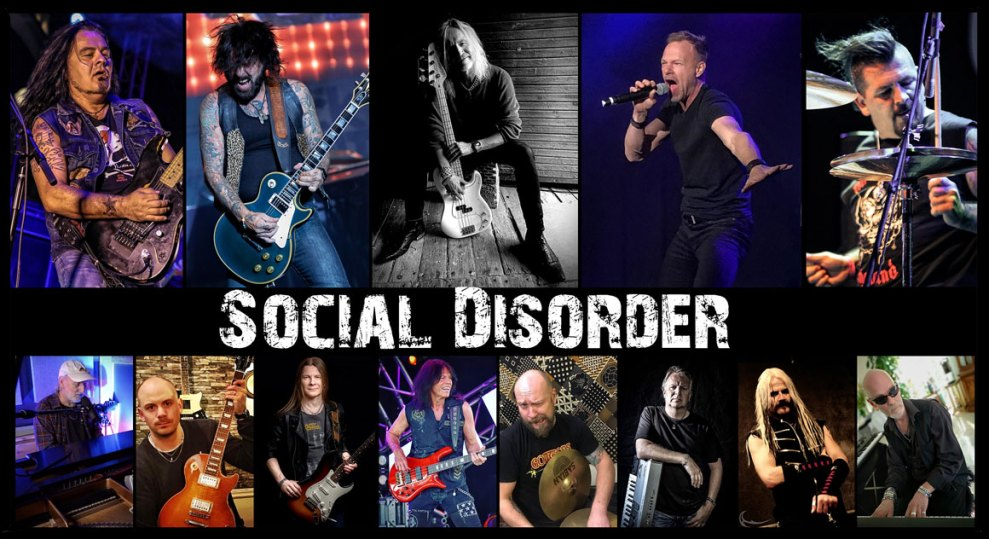Social Disorder signs with AFM Records.