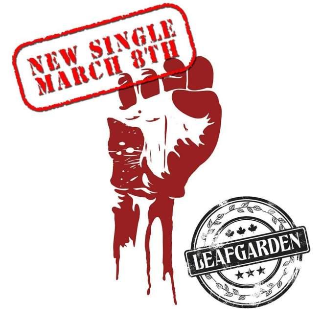 "Ny Singel: Leafgarden – ""Equal Rights""."