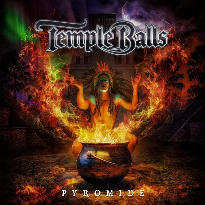 "Ny Skivrecension: Temple Balls – ""Pyromide""."
