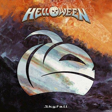 "Ny Singel: Helloween – ""Skyfall""."