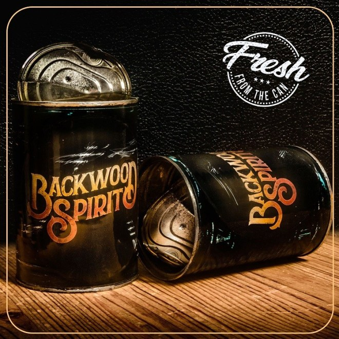 "Ny Skivrecension: Backwood Spirit – ""Fresh From The Can""."