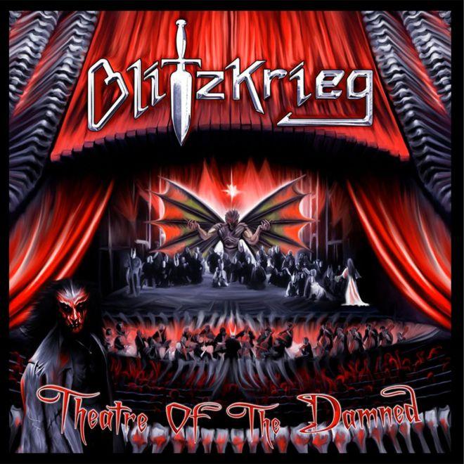 """BLITZKRIEG: """"Theatre Of The Damned"""" re-release är släppt!"""