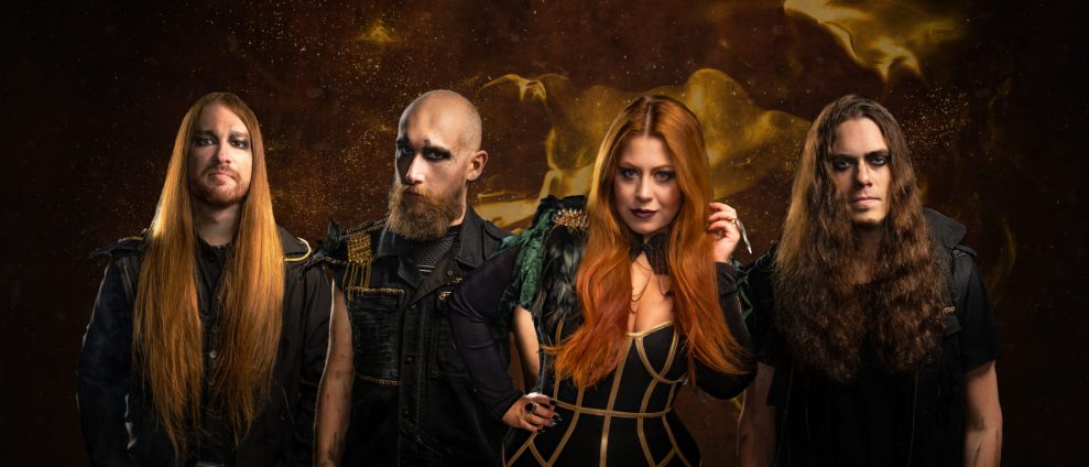 Dream Ocean in duet with Sabaton's Tommy Johansson for epic pop-culture traditional Phantom of the Opera!!
