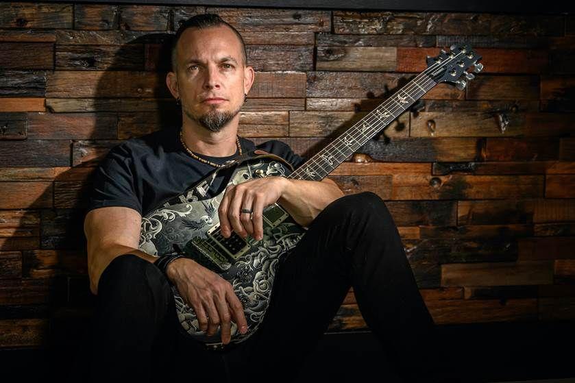 Nytt Solo Album Från Guitarist/Songwriter Mark Tremonti