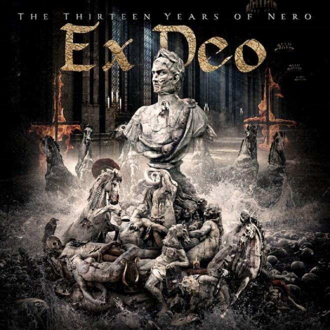 Skivrecension: Ex Deo – The Thirteen Years Of Nero