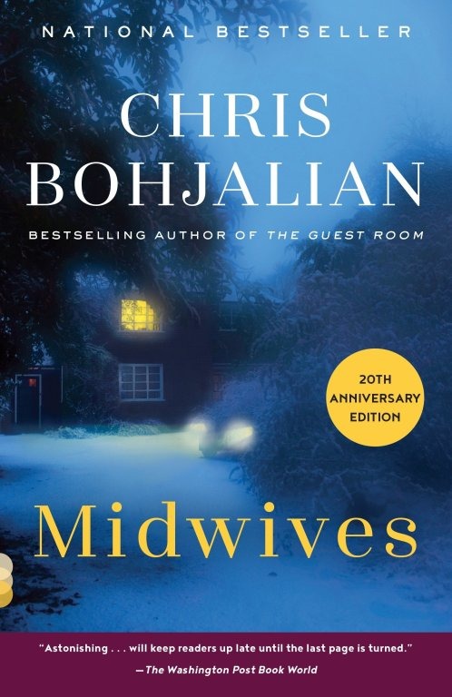 Midwives by Chris Bohjalian book cover