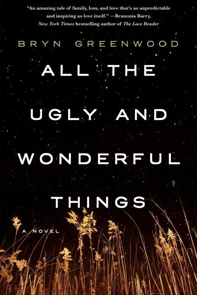 All the Ugly and Wonderful Things by Bryn Greenwood book cover