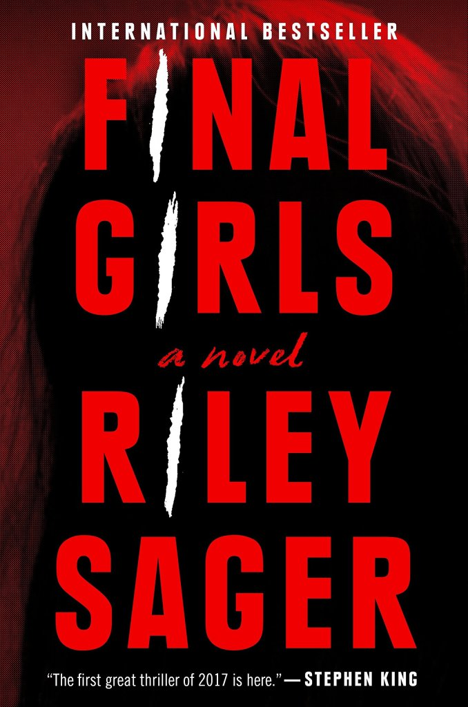 Final Girls by Riley Sager book cover
