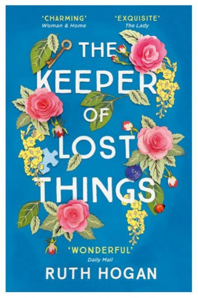 The Keeper of Lost Things by Ruth Hogan book cover