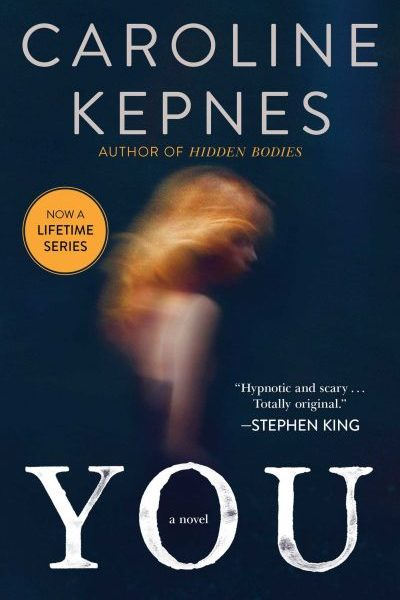 You by Caroline Kepnes book cover