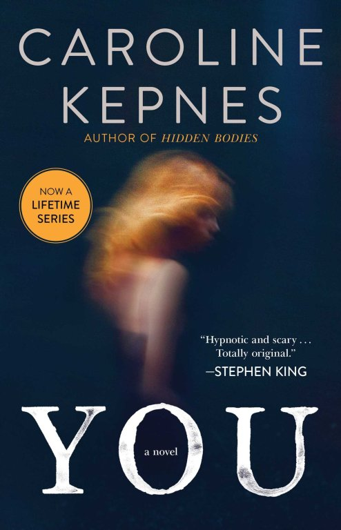 You by Caroline Kepnes book cover