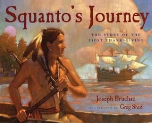 Squanto's Journey the Story of the First Thanksgiving www.themamahoodblog.com