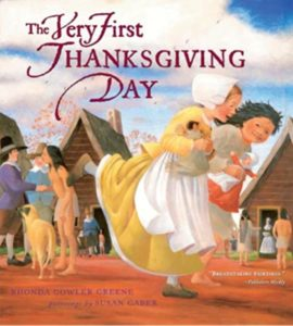 The Very First Thanksgiving Day www.themamahoodblog.com