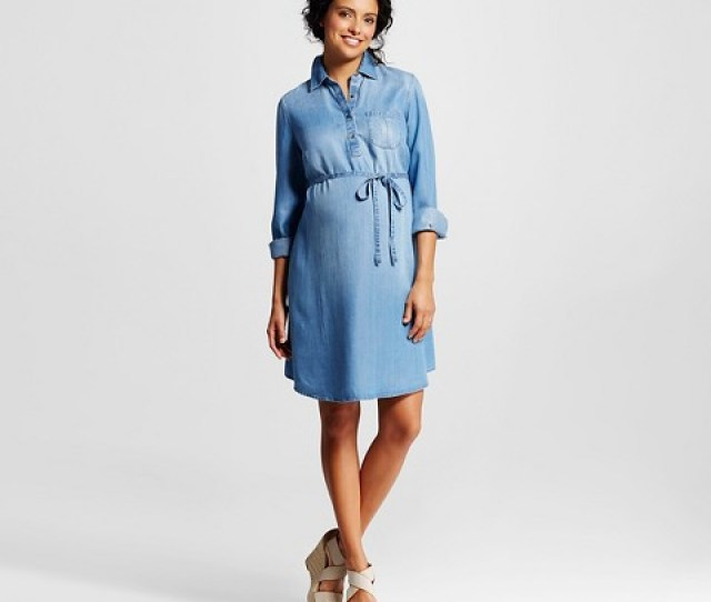 Prettiest Spring Maternity Clothes