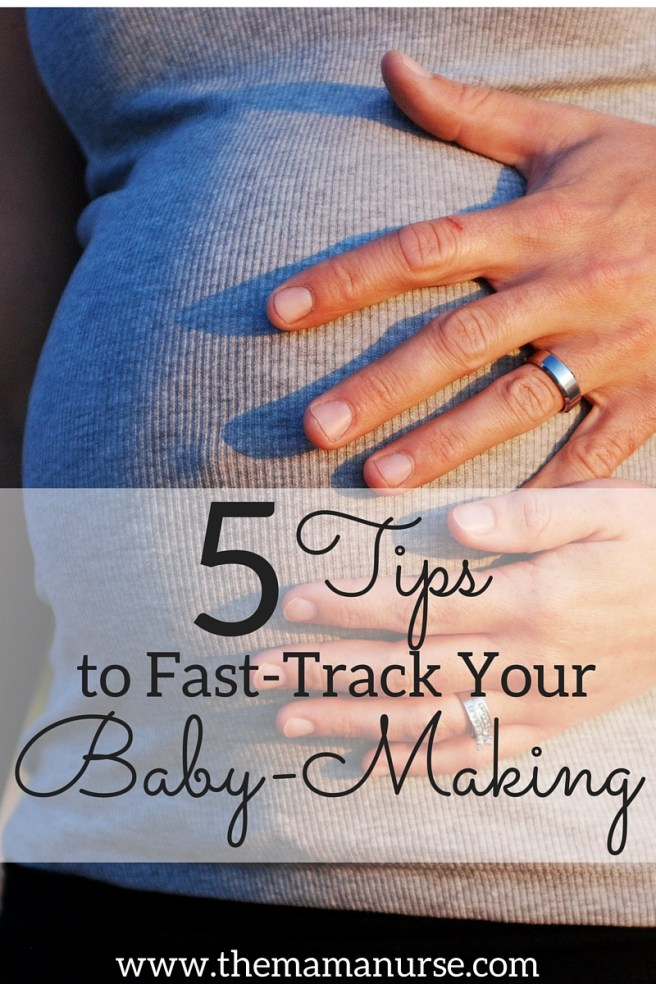 fast-track your baby-making