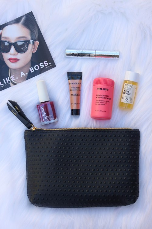 Ipsy September 2017 Glam Bag Review