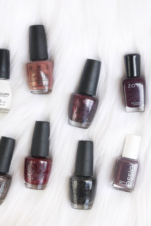 The Best Nail Polishes for Fall