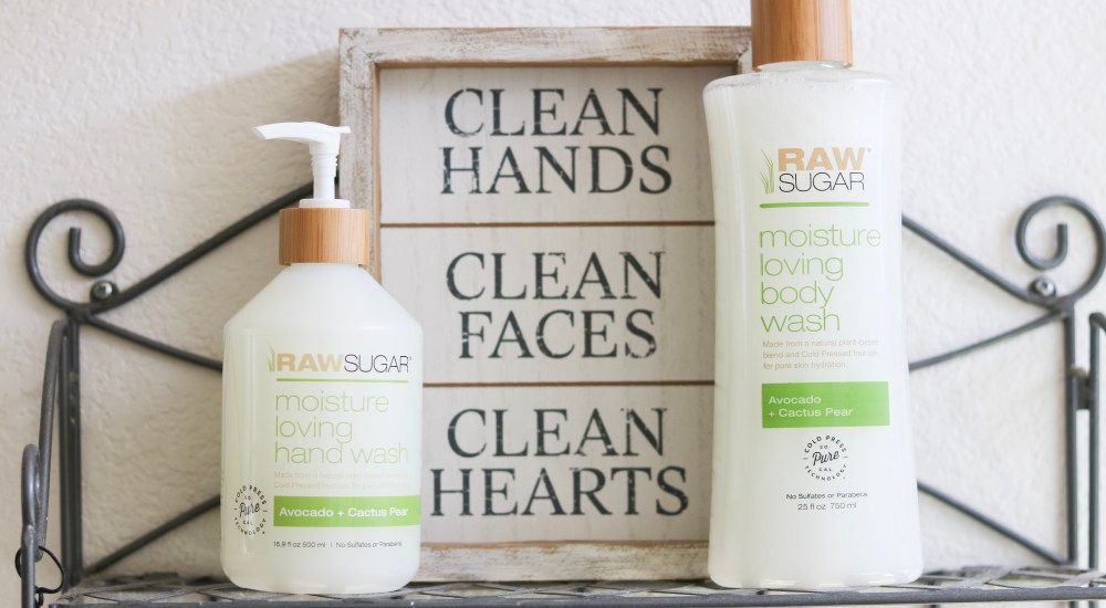 Clean Living with Raw Sugar Living Products