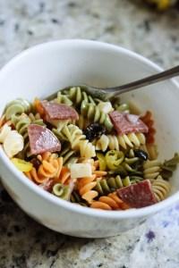 Quick and Simple Italian Pasta Salad Recipe