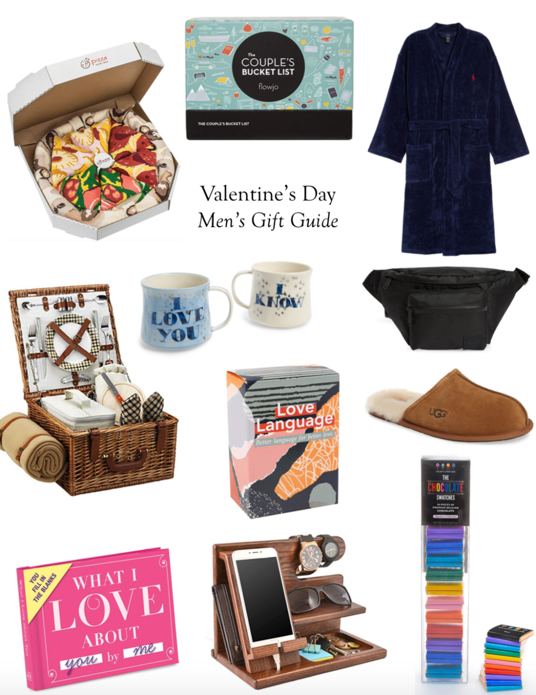 mens gift guide valentine's day