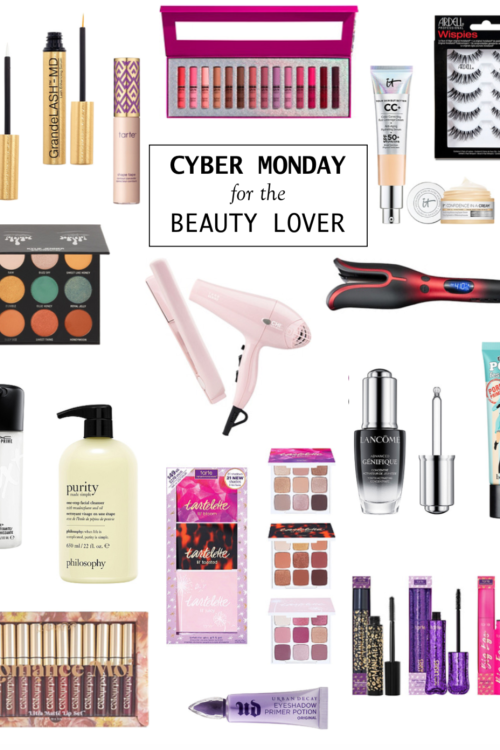 Cyber Monday Beauty Steals