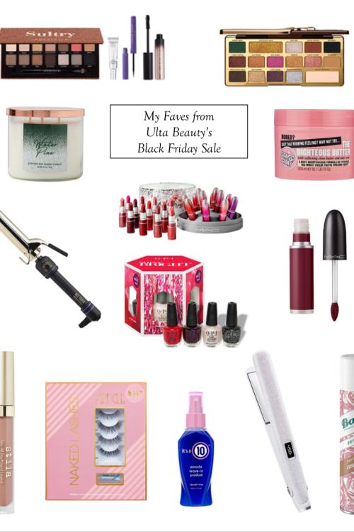 Ulta Beauty's Black Friday Sale